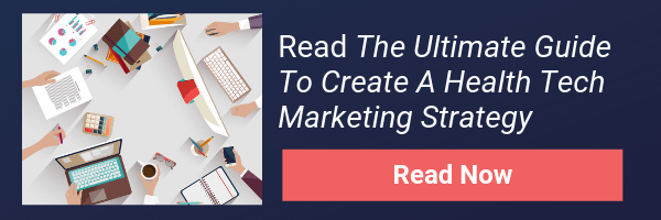 ultimate guide to health tech marketing strategy